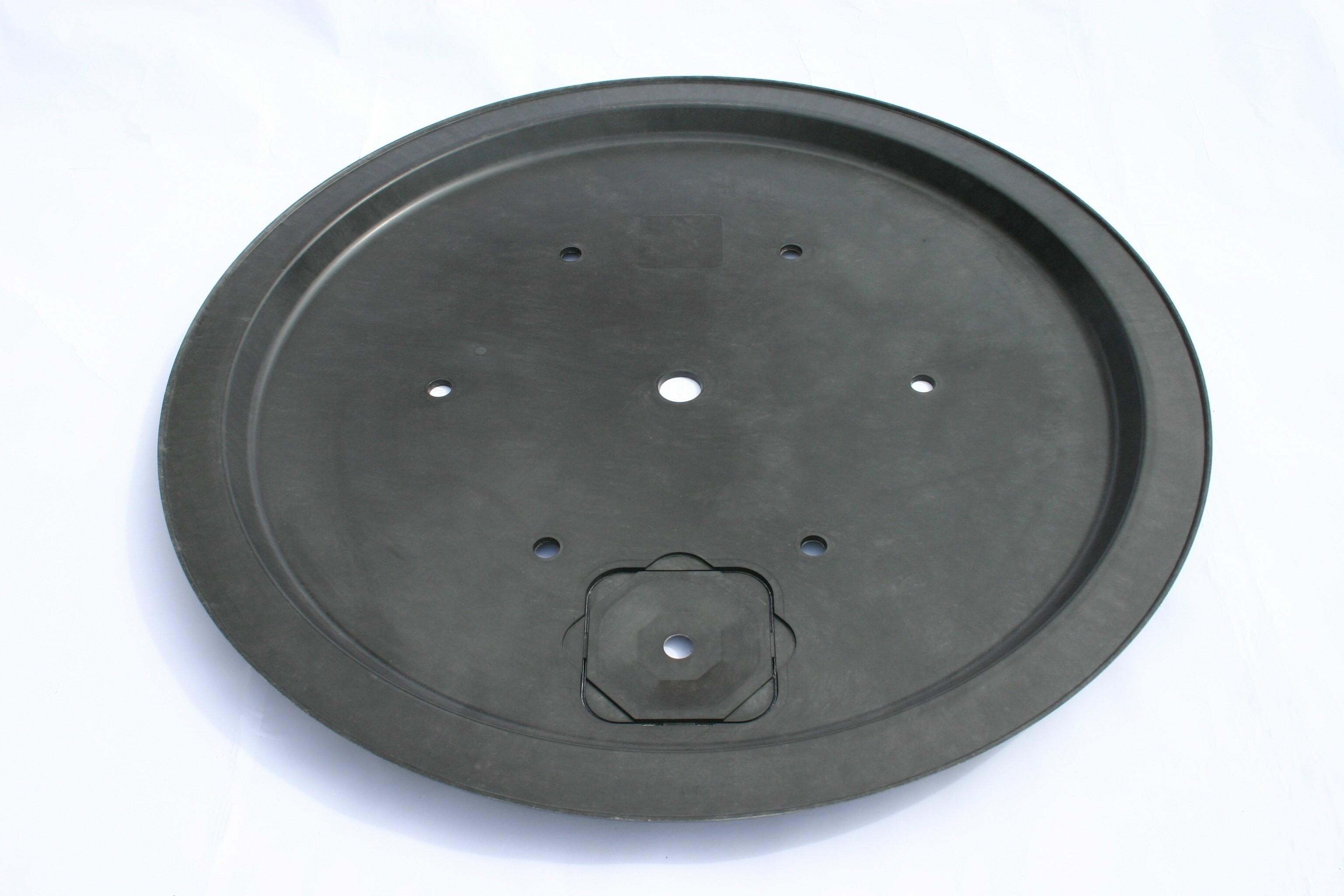GFK-Abdeckung A120 rund Ø120cm