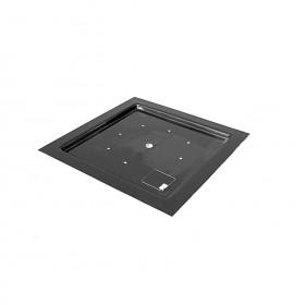 GFK-Abdeckung AE150  eckig 150*150cm