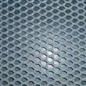 PE-Gitternetz Ø72cm für Abdeckung A90 Ø90cm Maschenweite: 5-6mm
