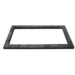 GFK-Randabdeckung RAG-E360 granit für E360 & E360ET